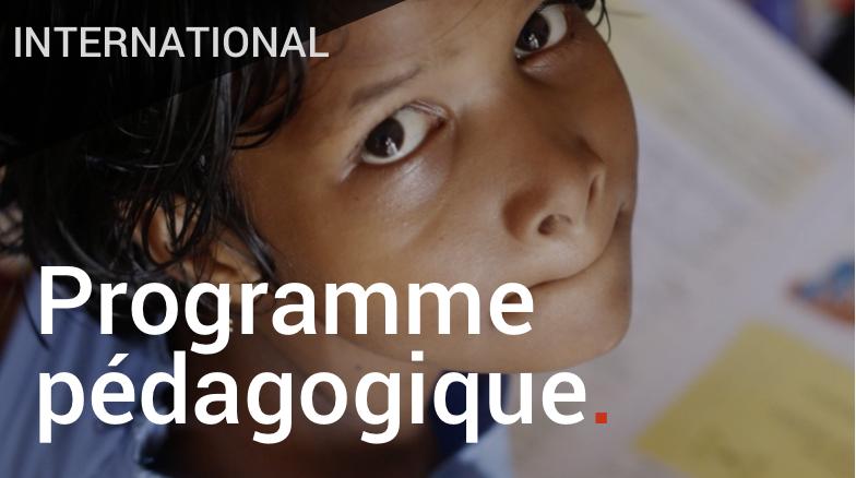 Programme pédagogique éducation ONG